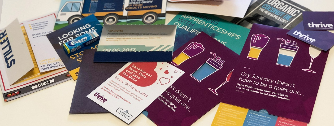 How Direct Mail Works to Boost North East Brand Awareness, Customer Engagement and Sales