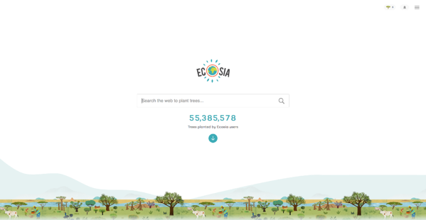 ecosia-search-envionment-engine