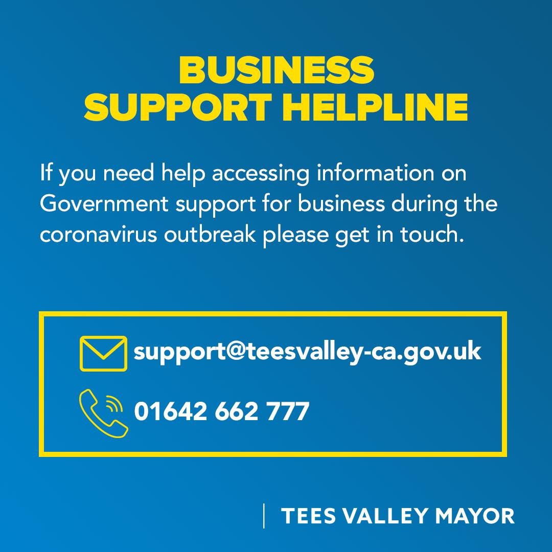 Tees Valley Support