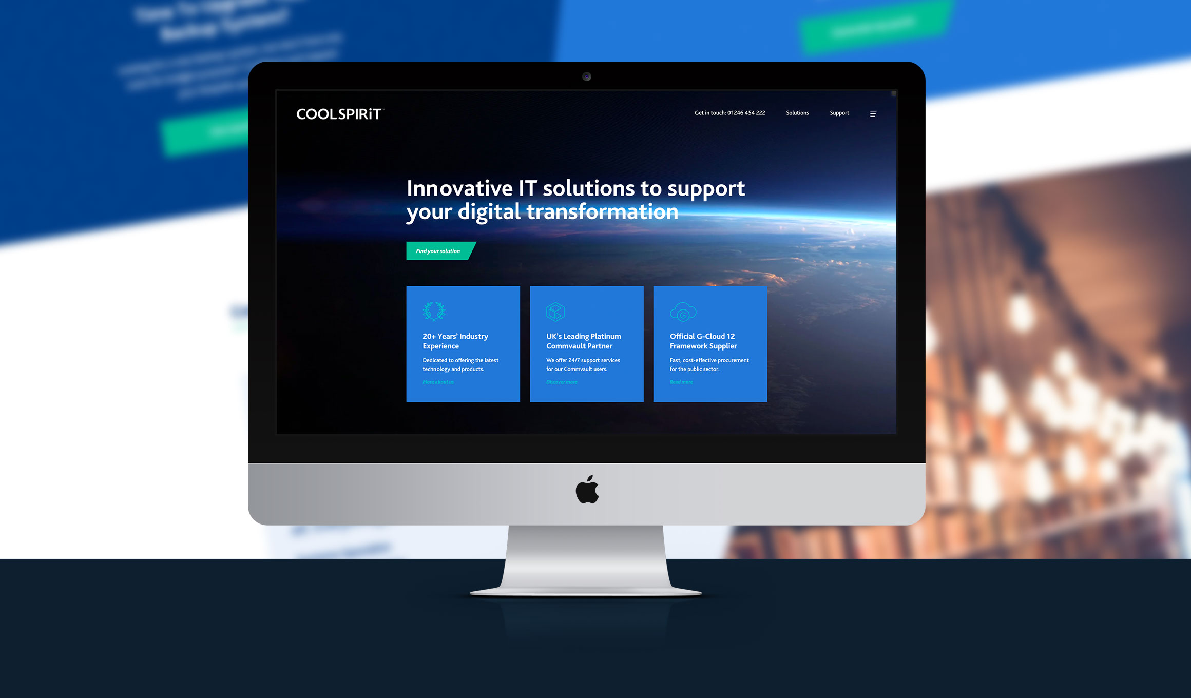 coolspirit-imac-website-case-study