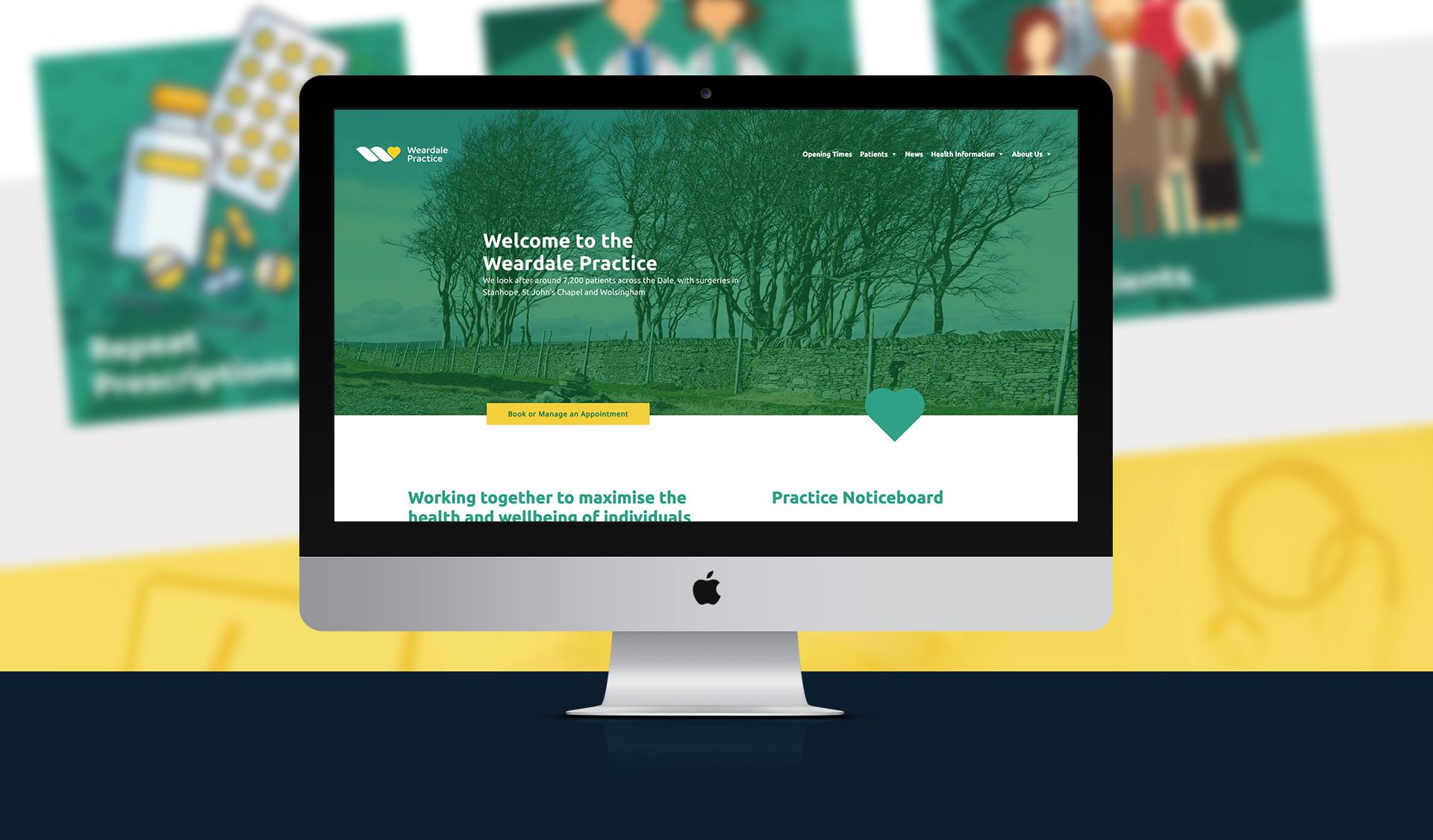 weardale-practice-imac-website-case-study
